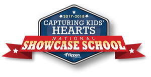Tri-City Receives the Capturing Kids' Hearts National Showcase School Award