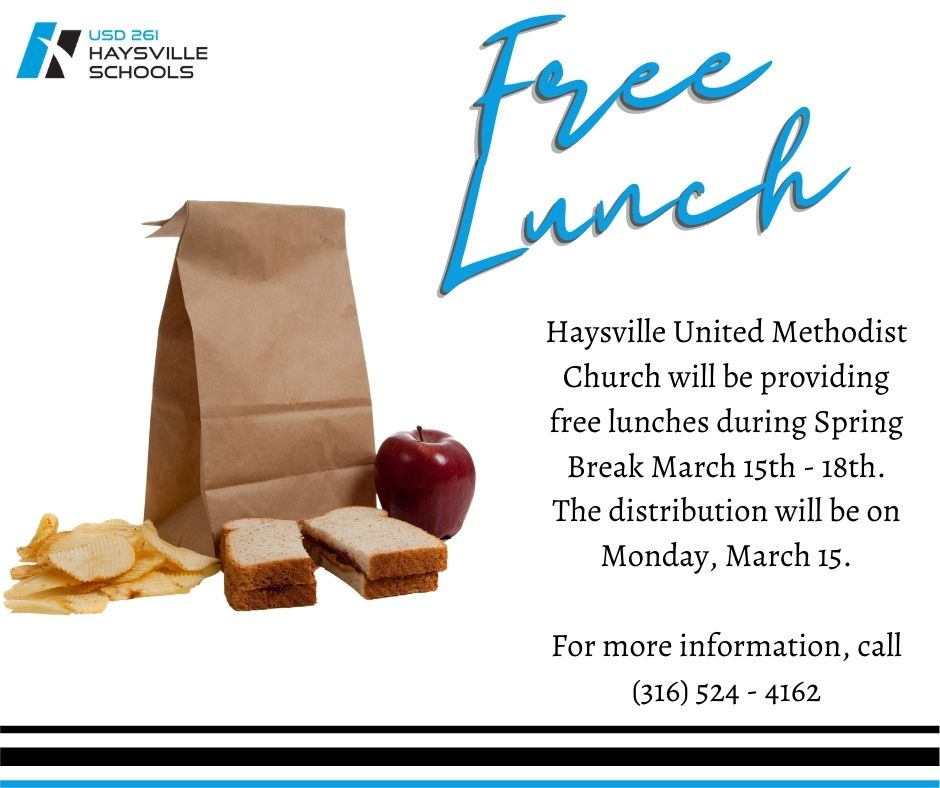 Free Lunch During Spring Break