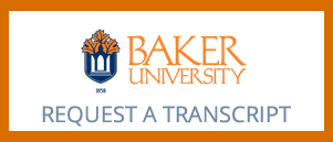 Request a Baker University Transcript