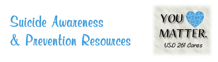Suicide Awareness & Prevention Resources