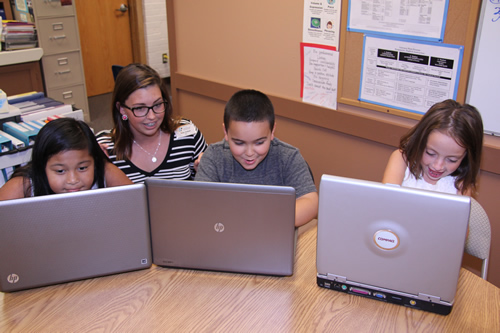 Technology engages students