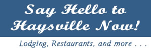 Say Hello to Haysville Learn About Our Town